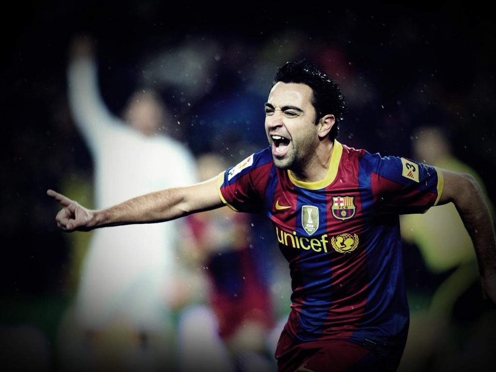Berita Bola - Xavi Hernandez Belum Sepakat Dengan Manajemen Barcelona -