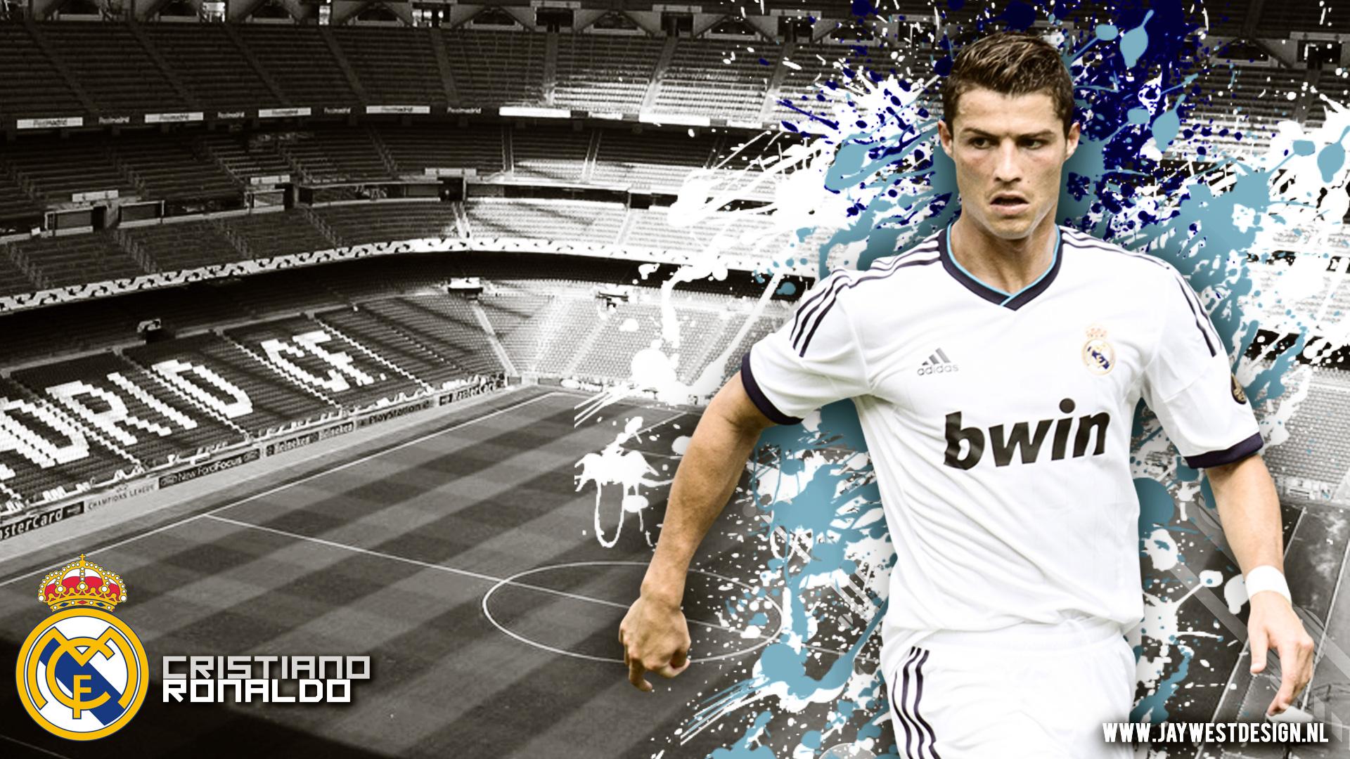 Cristiano Ronaldo Real Madrid Wallpaper   23