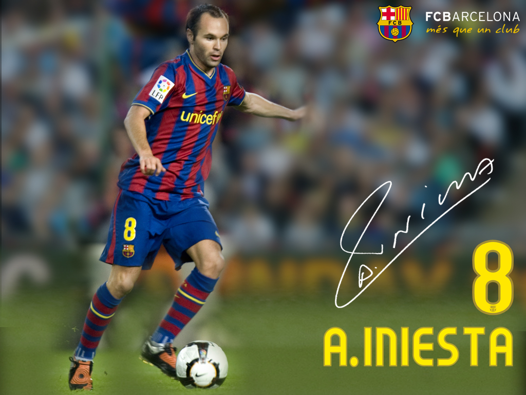 iniesta wallpapers (6)