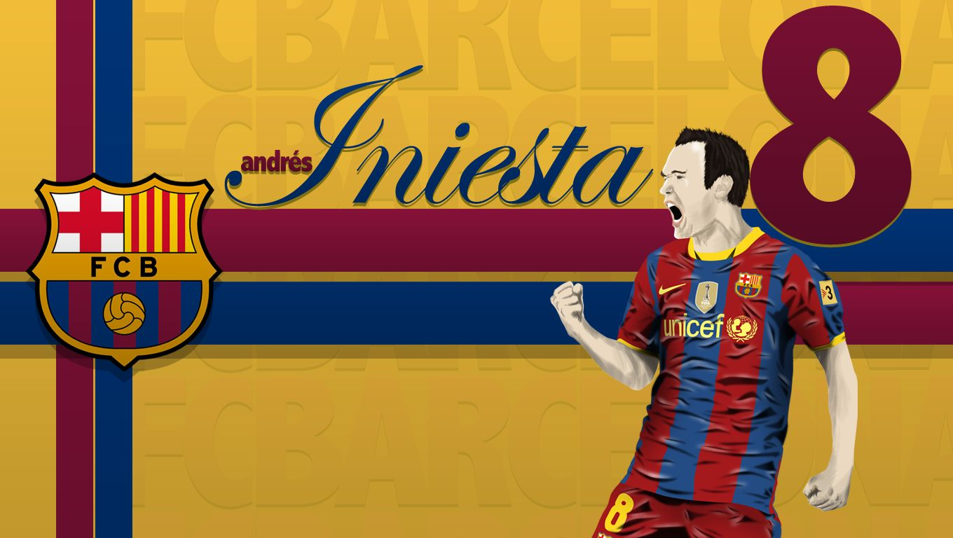 iniesta wallpapers (80)