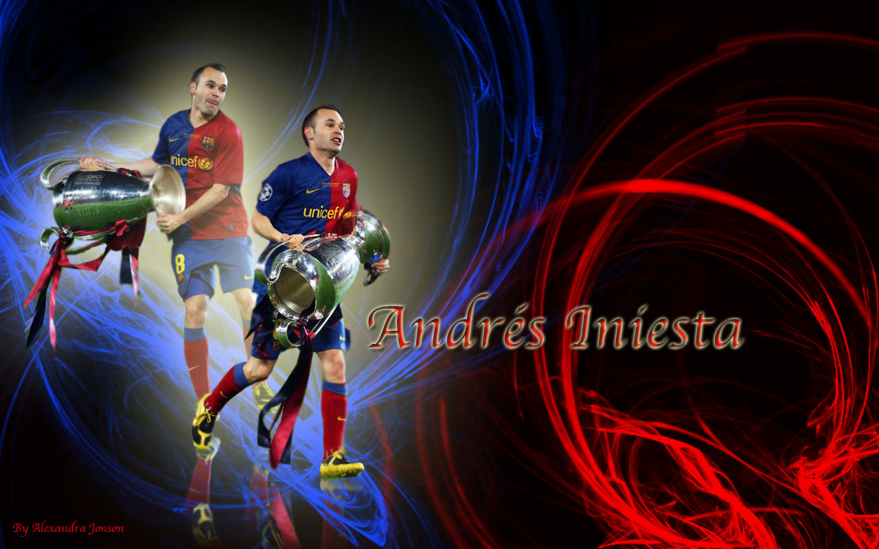 iniesta wallpapers (22)