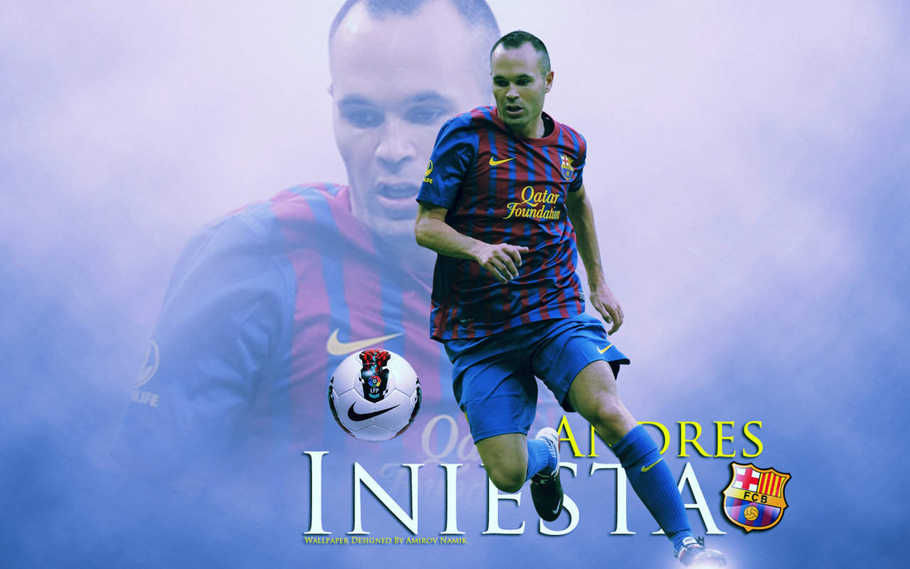 iniesta wallpapers (16)