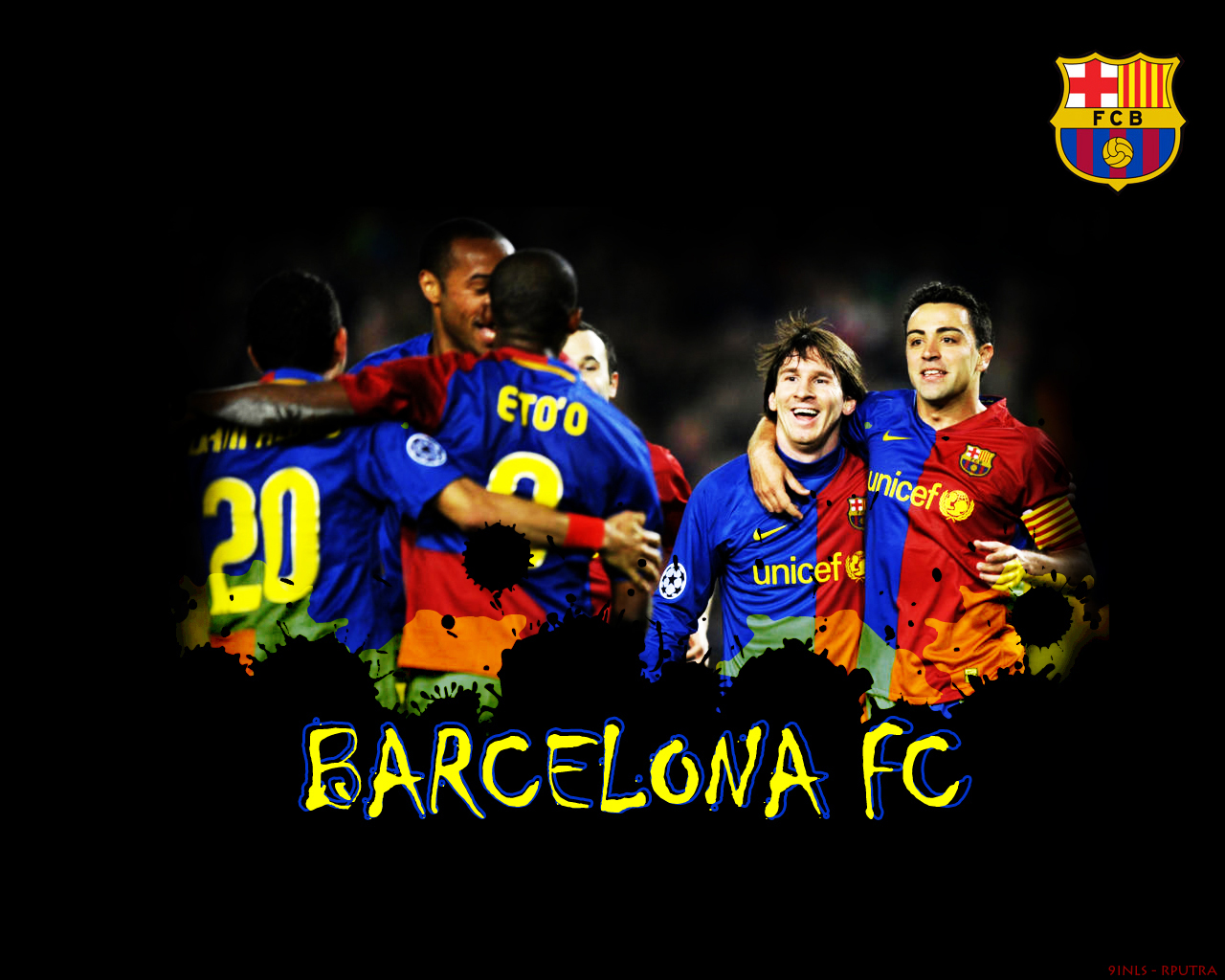 Barcelona wallpaper | Hinh anh dep bong da ve Barcelona wallpaper