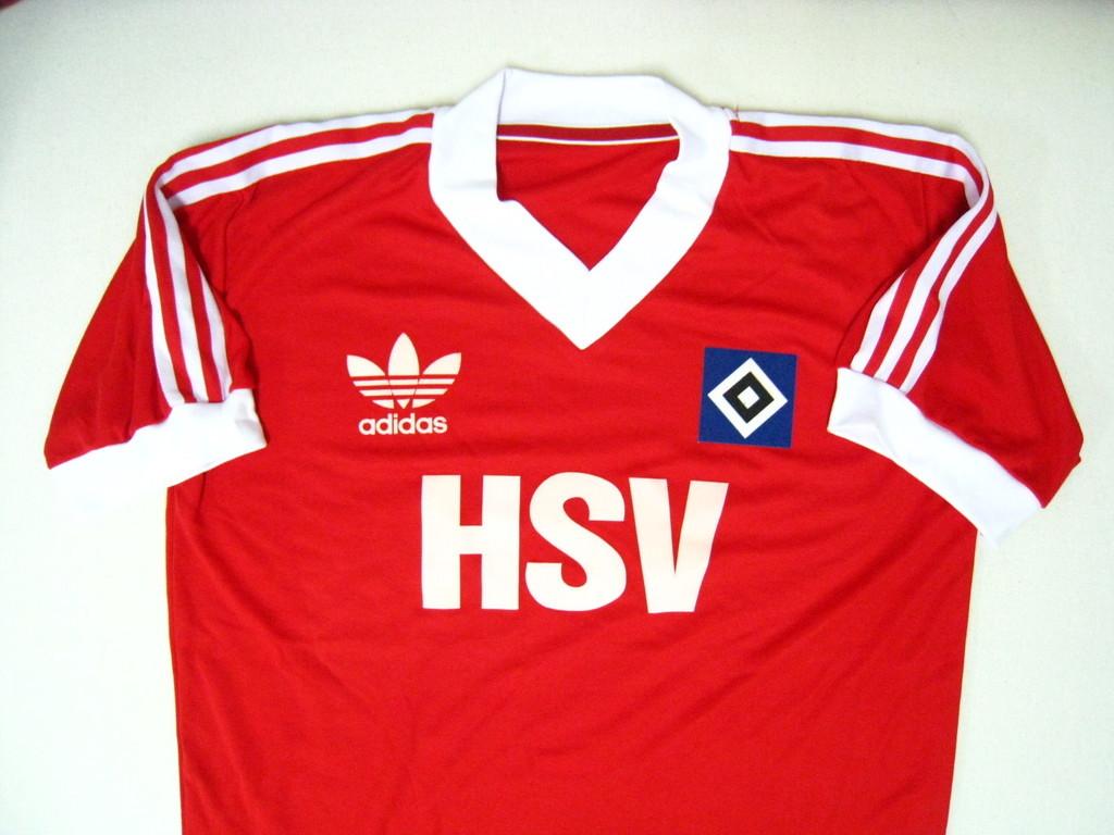 Chùm ảnh: Hamburger Sv jersey (2)