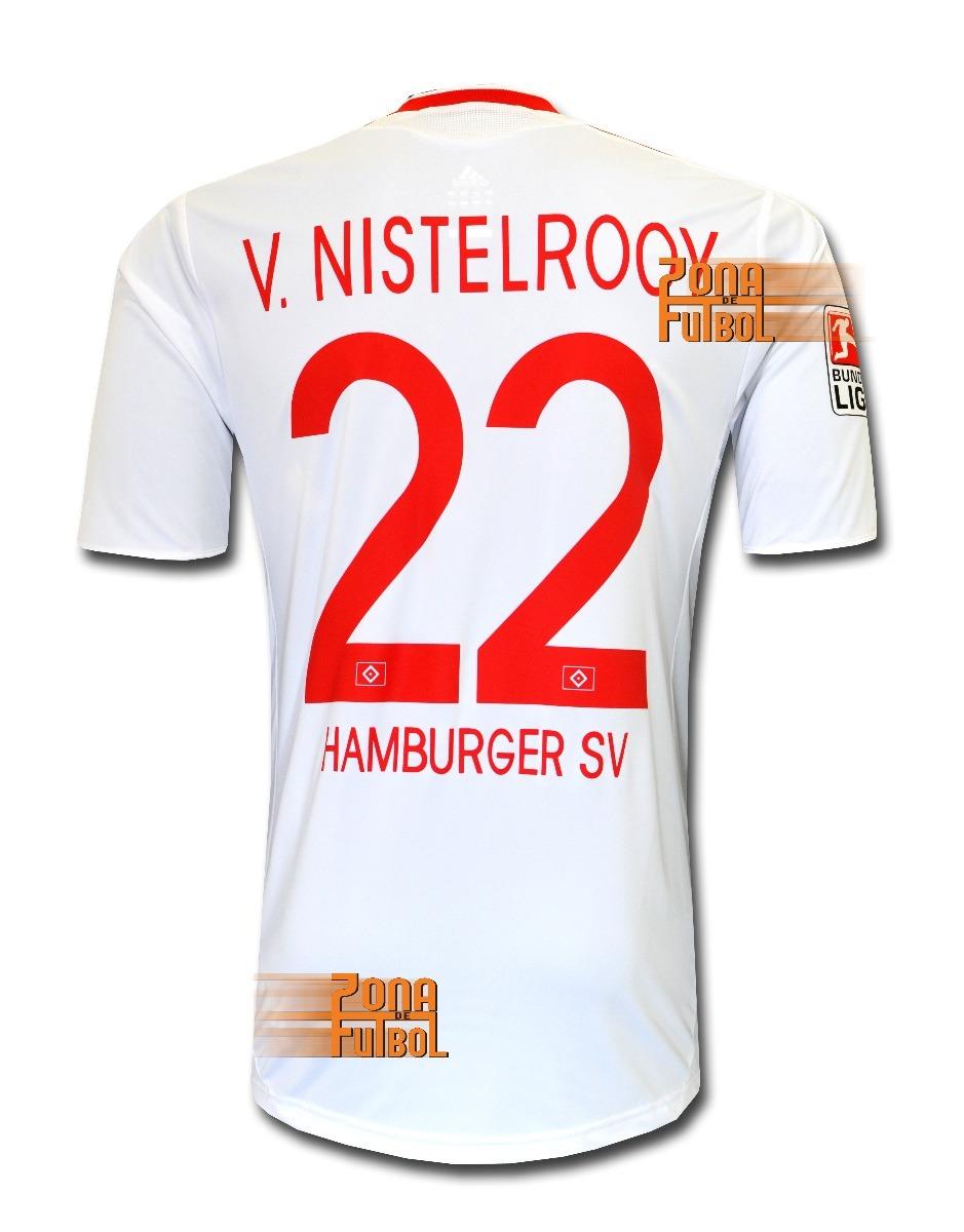 Chùm ảnh: Hamburger Sv jersey (17)