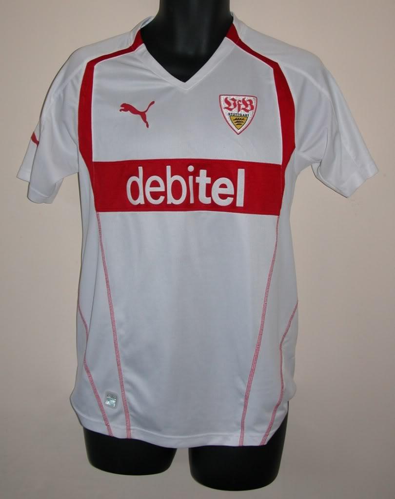 Chùm ảnh: VfB Stuttgart jersey (15)
