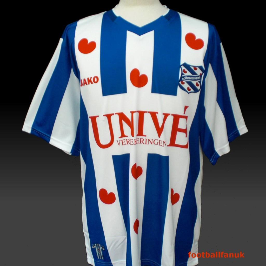 Chùm ảnh: SC Heerenveen jersey (4)