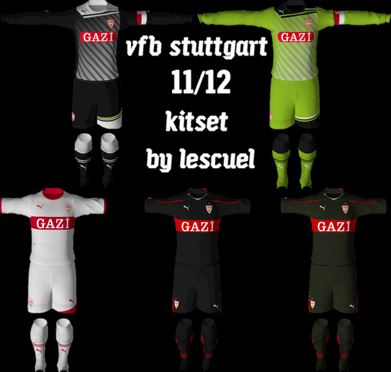 Chùm ảnh: VfB Stuttgart jersey (25)