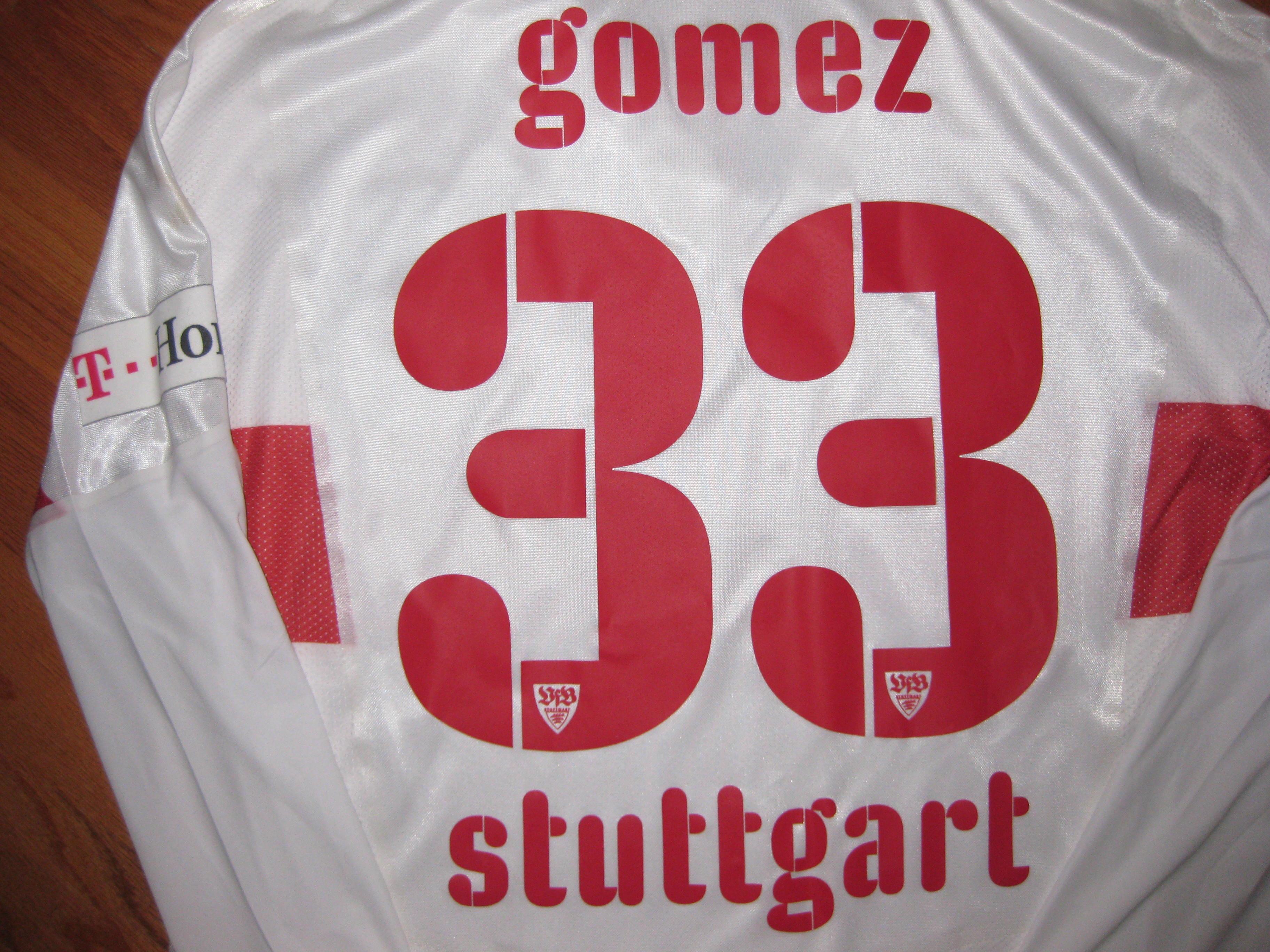 Chùm ảnh: VfB Stuttgart jersey (32)