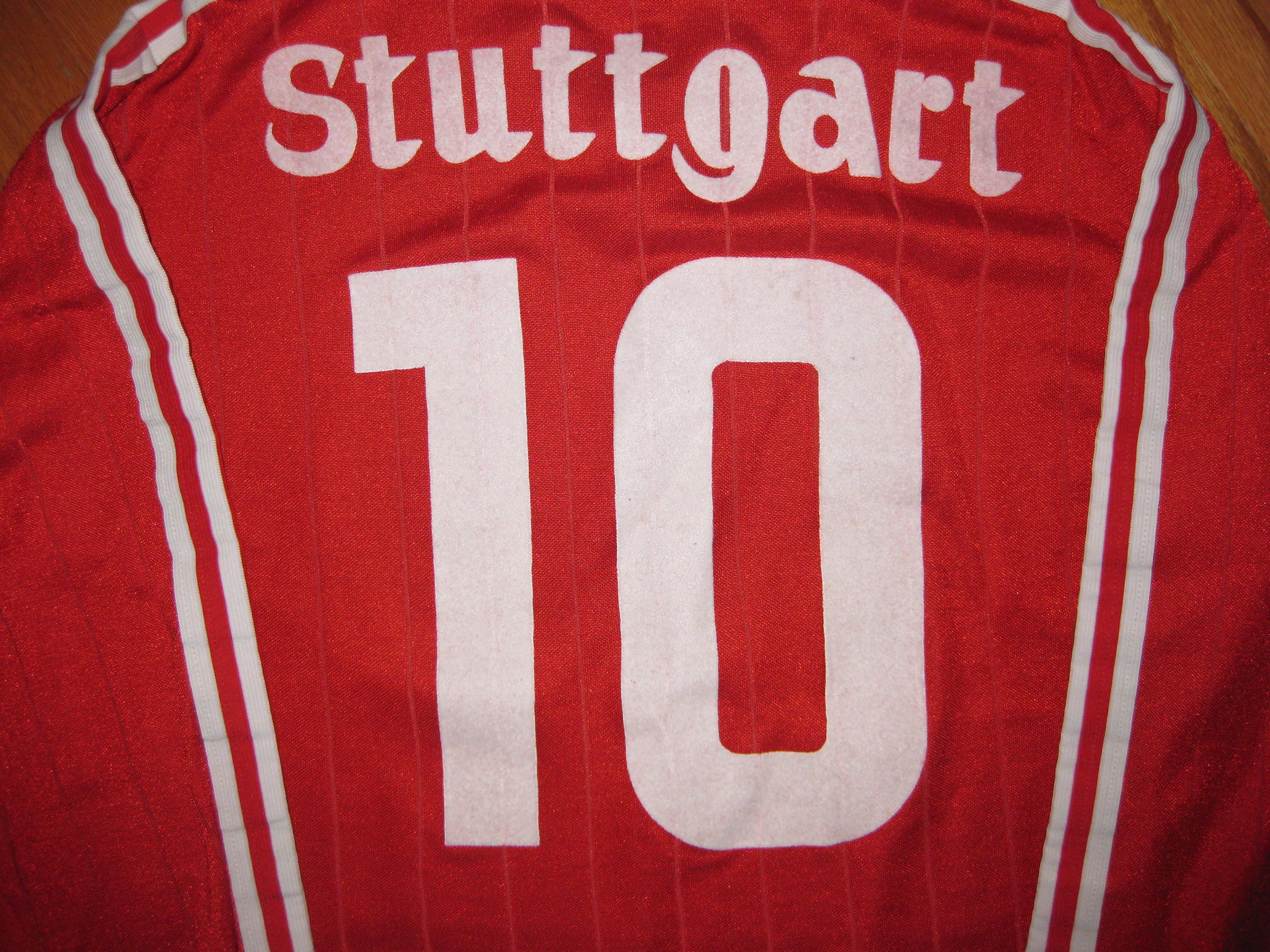 Chùm ảnh: VfB Stuttgart jersey (33)
