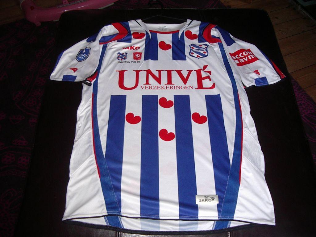 Chùm ảnh: SC Heerenveen jersey (2)
