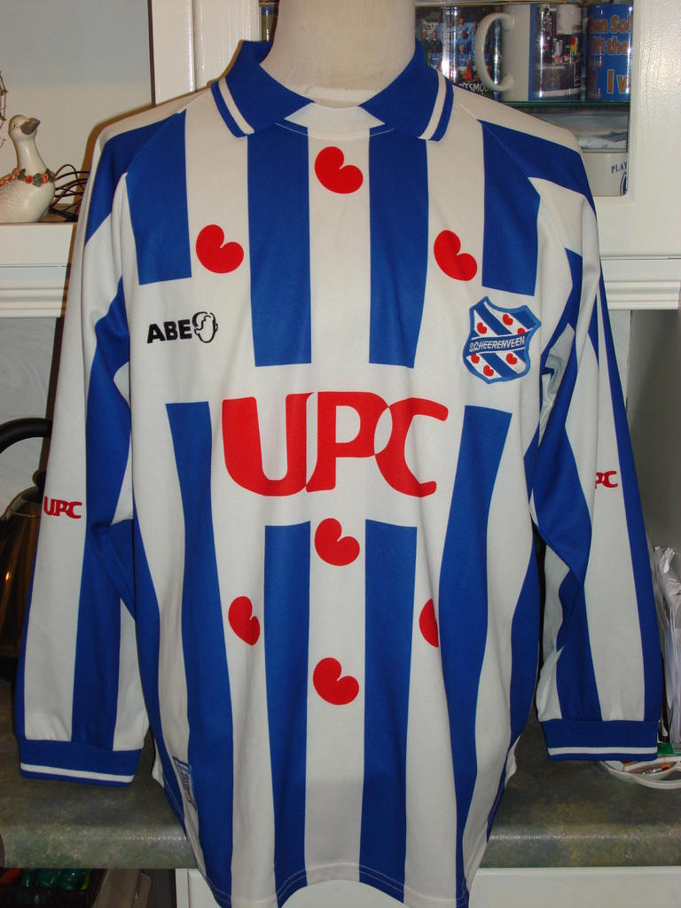 Chùm ảnh: SC Heerenveen jersey (10)