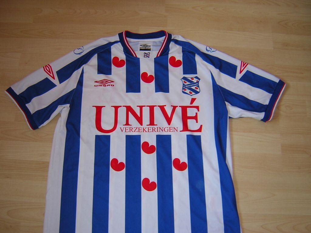 Chùm ảnh: SC Heerenveen jersey (1)