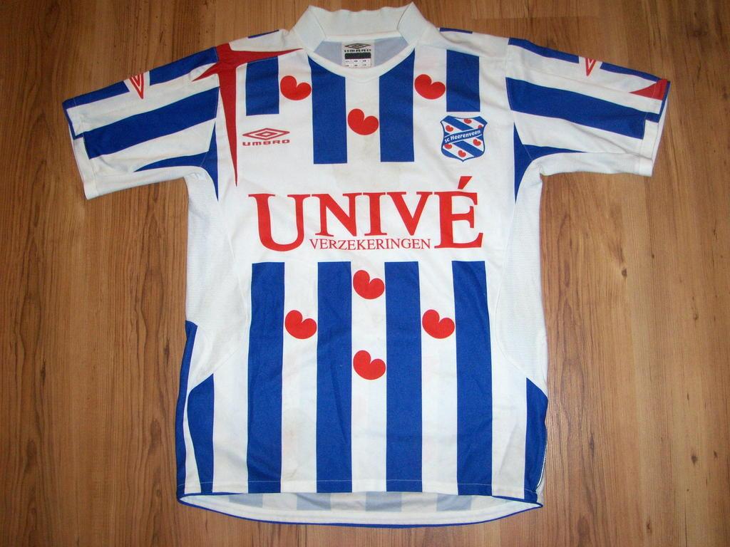 Chùm ảnh: SC Heerenveen jersey (11)