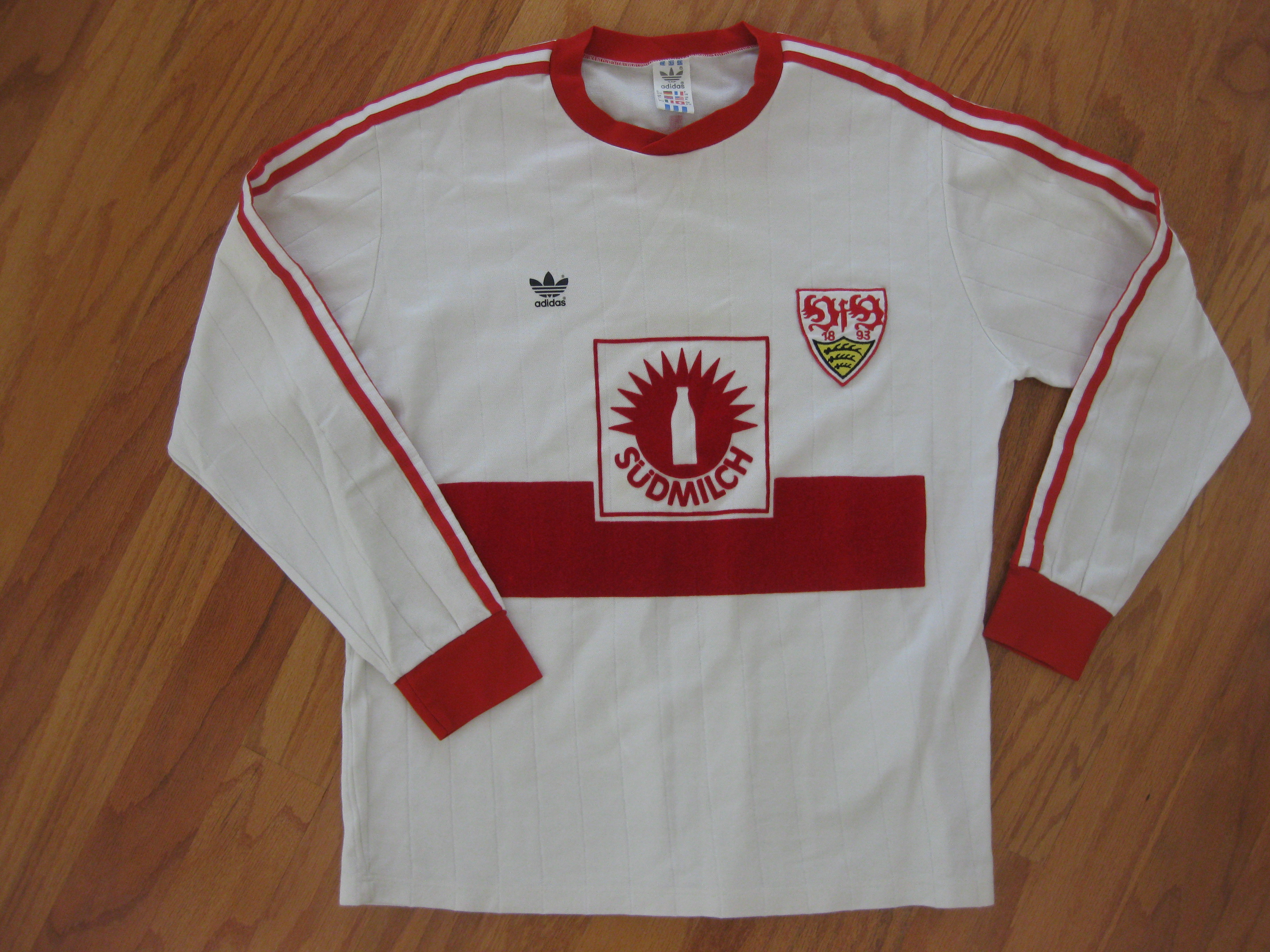 Chùm ảnh: VfB Stuttgart jersey (22)