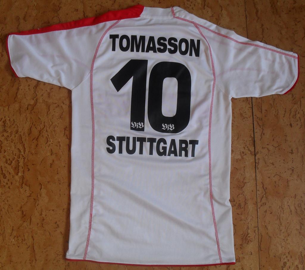 Chùm ảnh: VfB Stuttgart jersey (16)