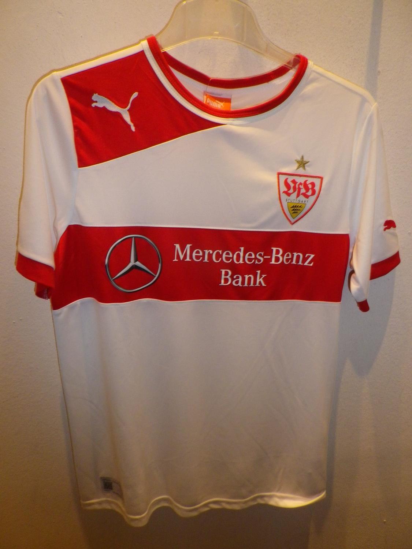 Chùm ảnh: VfB Stuttgart jersey (19)