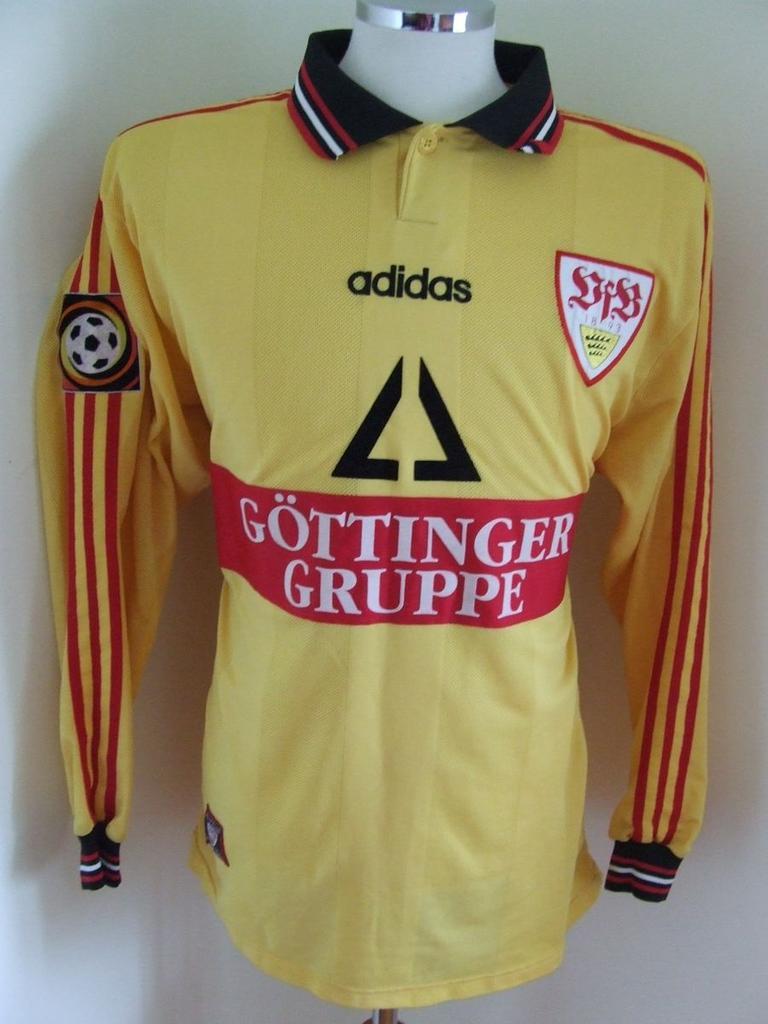 Chùm ảnh: VfB Stuttgart jersey (20)