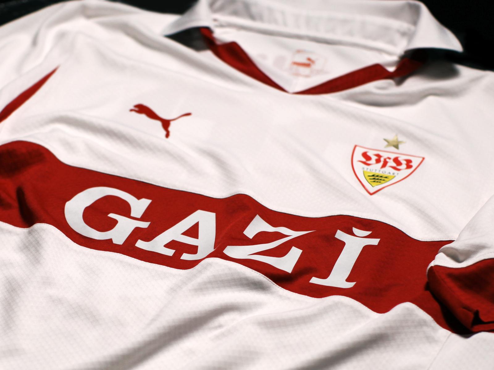 Chùm ảnh: VfB Stuttgart jersey (23)
