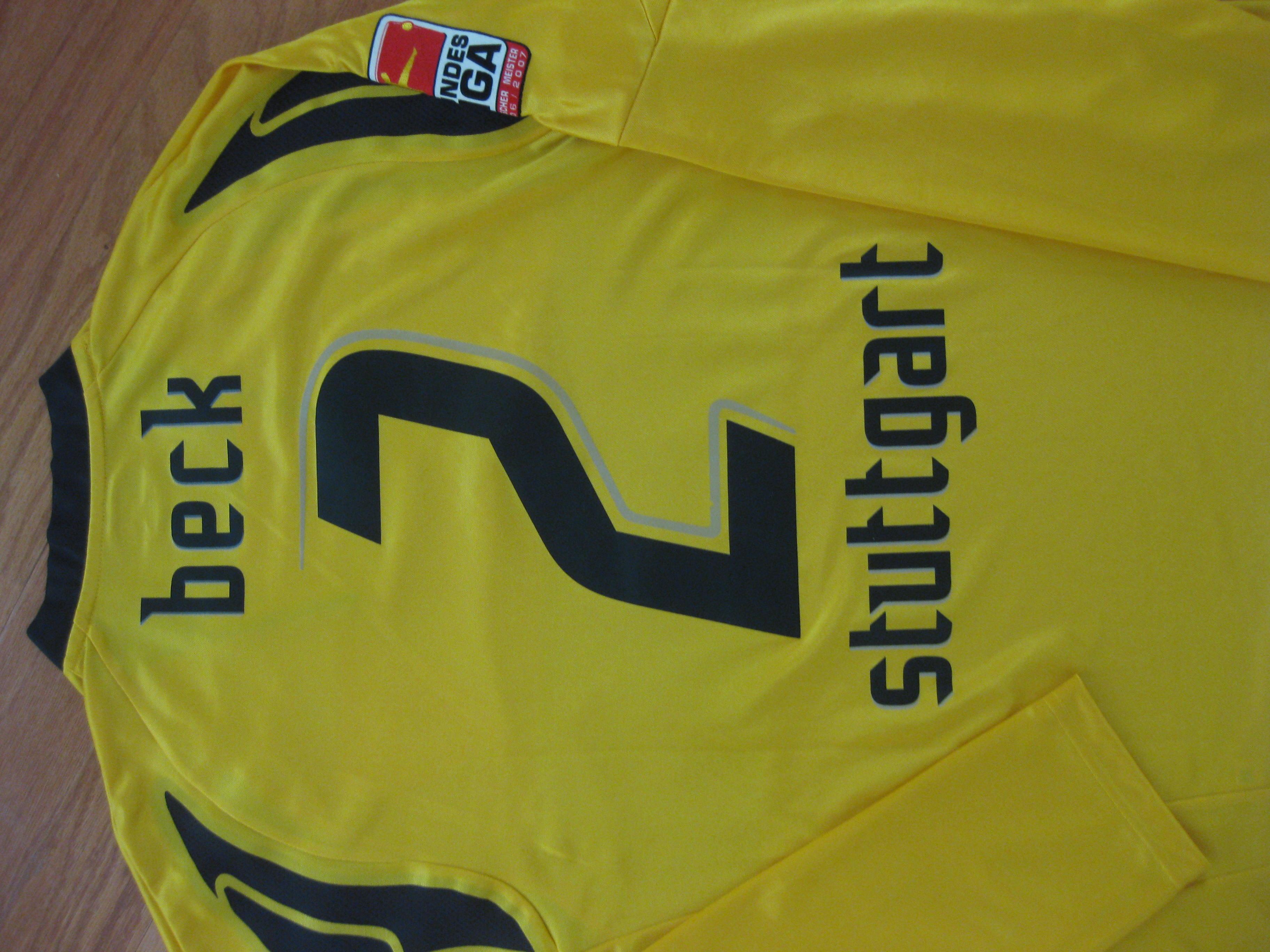 Chùm ảnh: VfB Stuttgart jersey (27)