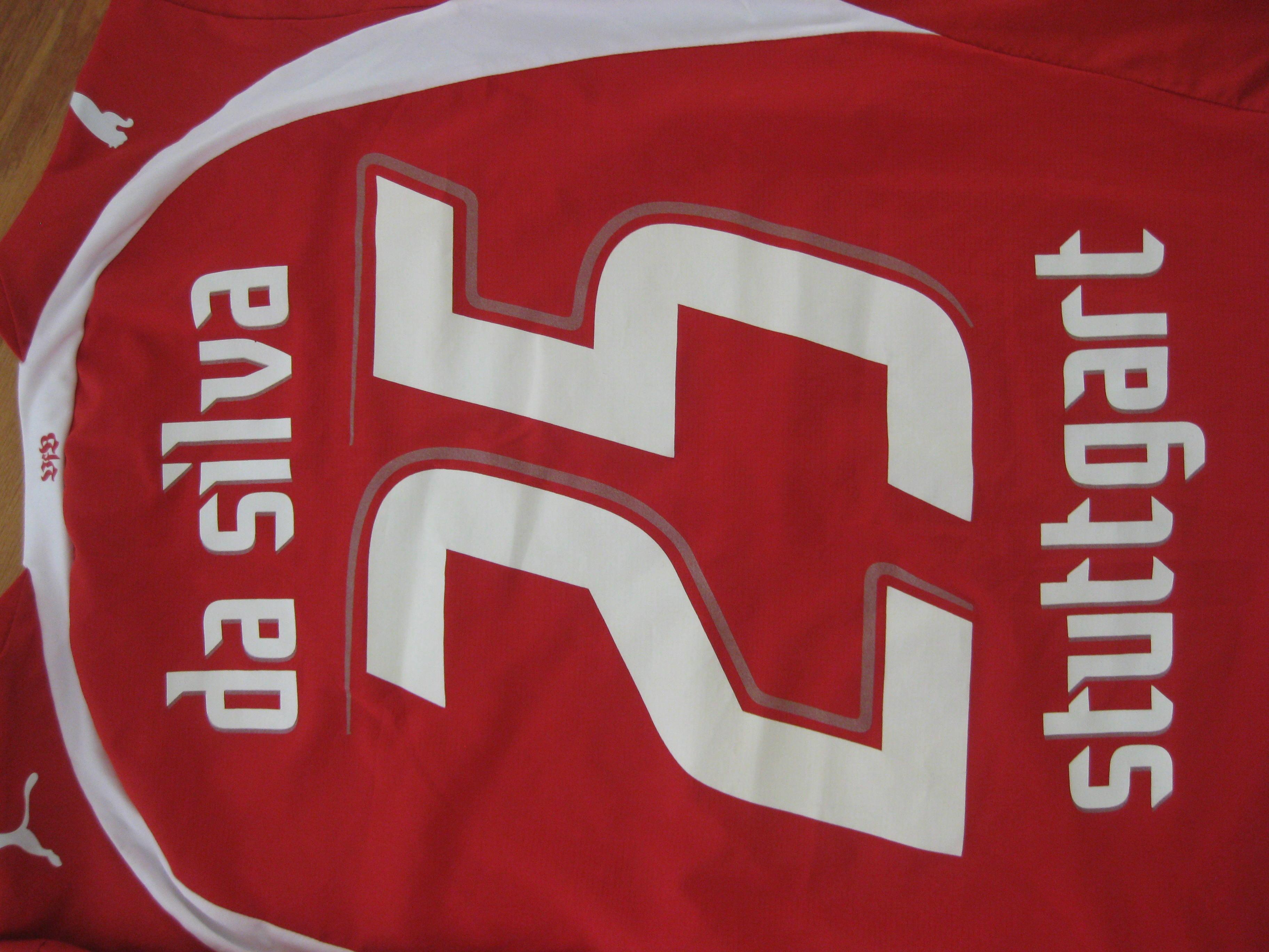 Chùm ảnh: VfB Stuttgart jersey (21)