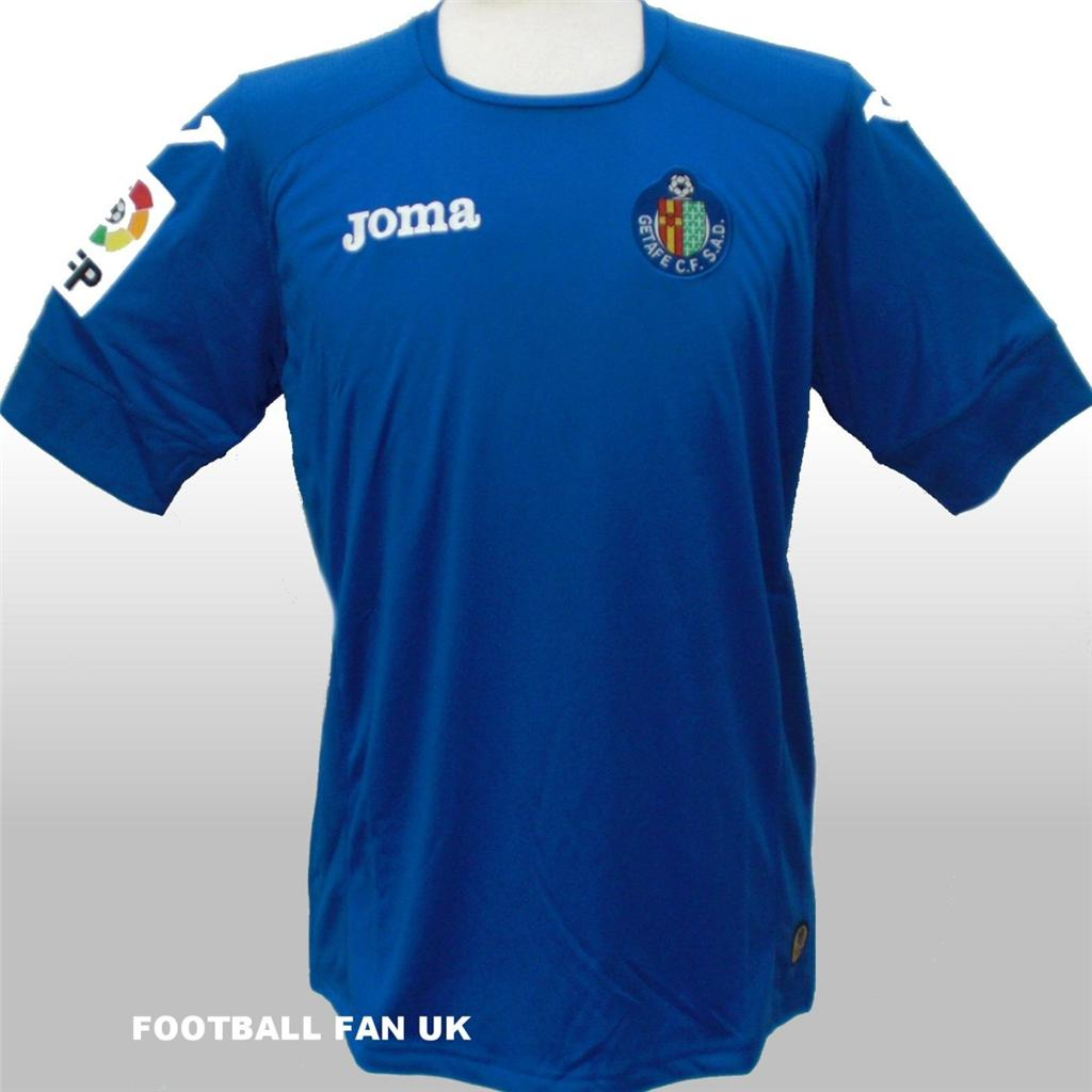 Chùm ảnh: Getafe jersey (3)