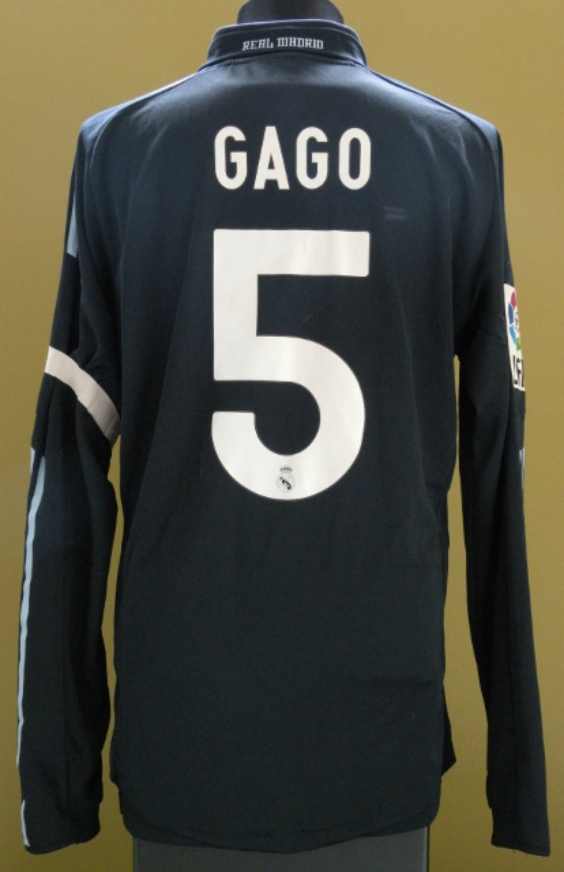 Chùm ảnh: Valladolid jersey (7)