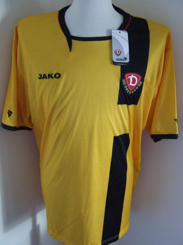 Chùm ảnh: Dynamo Dresden jersey (1)