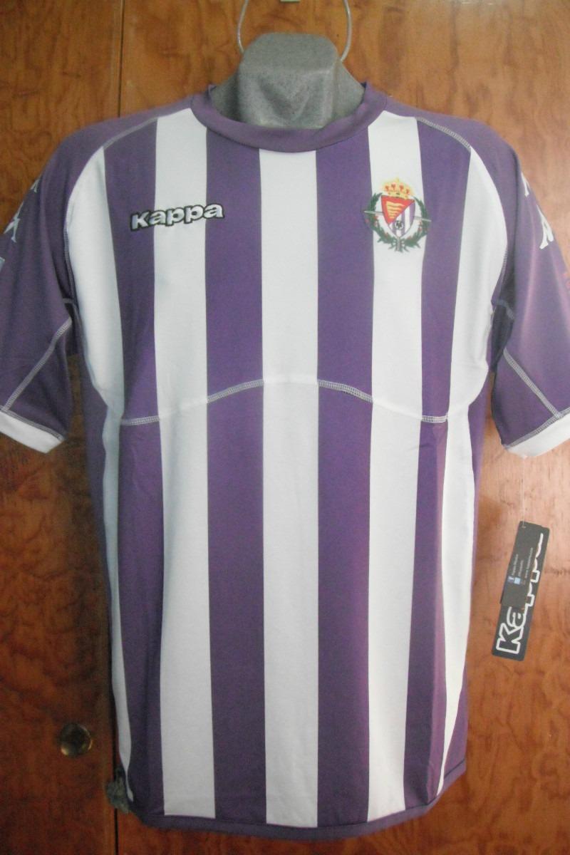 Chùm ảnh: Valladolid jersey (6)