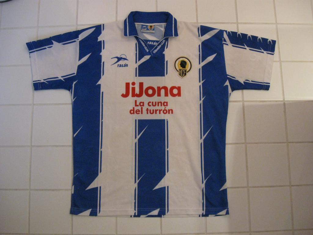 Chùm ảnh: Hercules CF jersey (3)