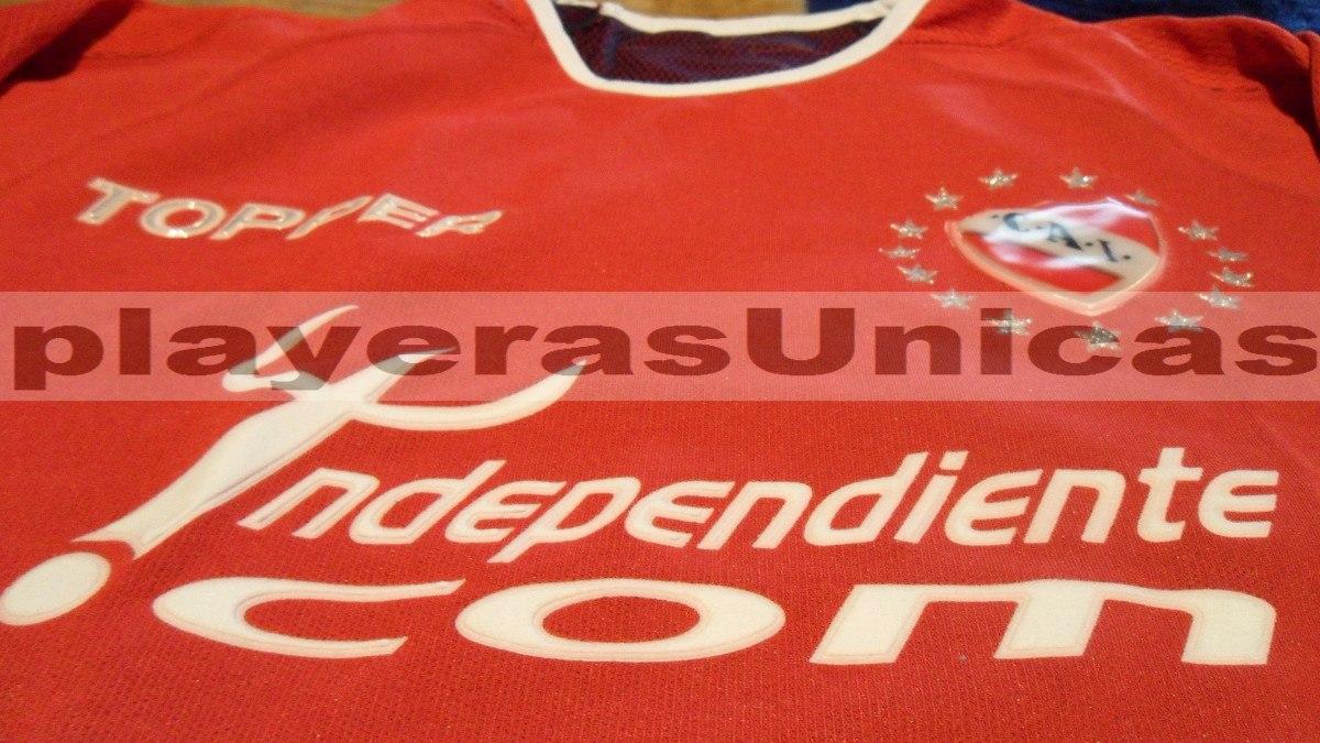Chùm ảnh: Independiente jersey (26)