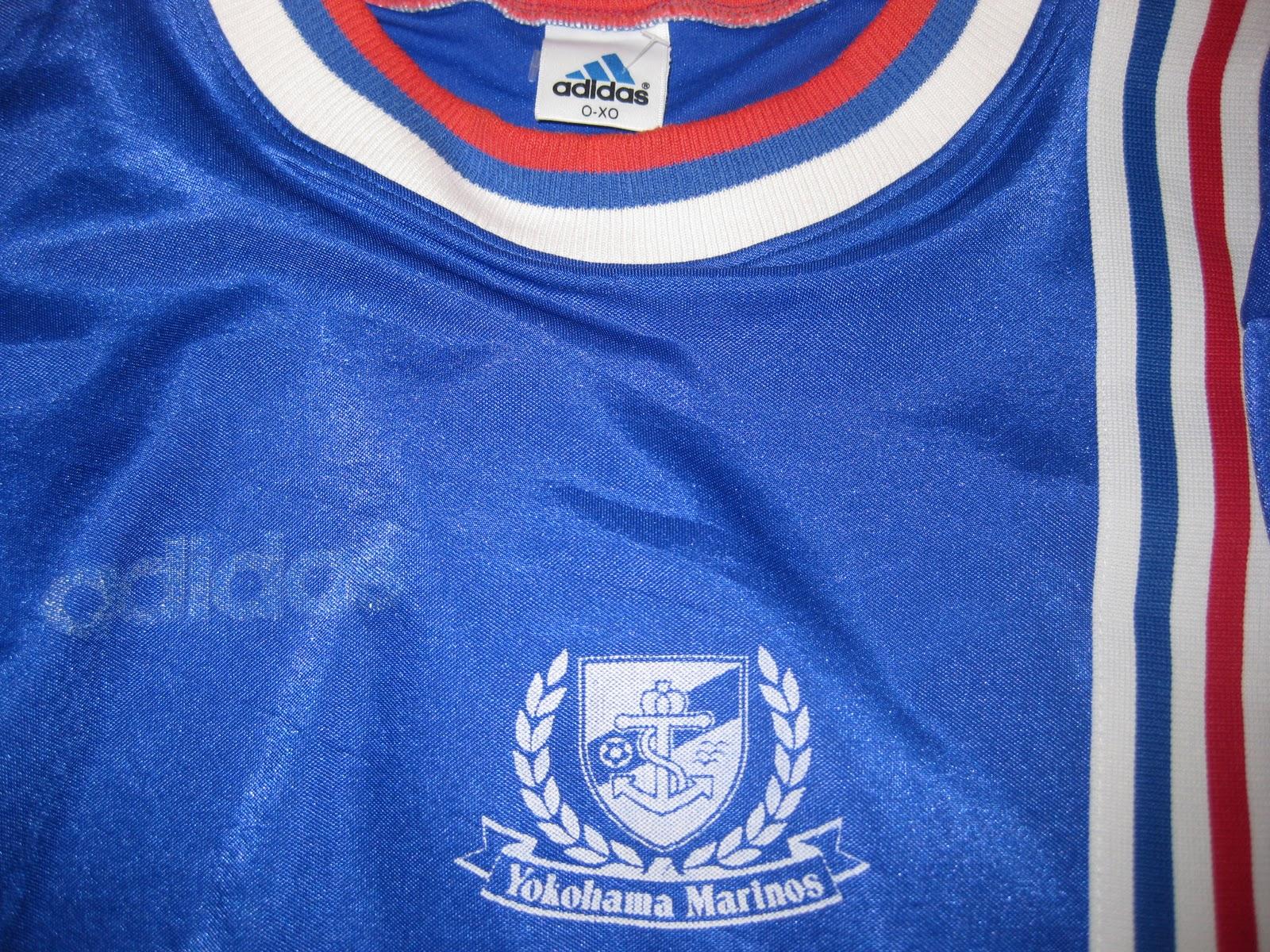 Chùm ảnh: Yokohama Marinos jersey (18)