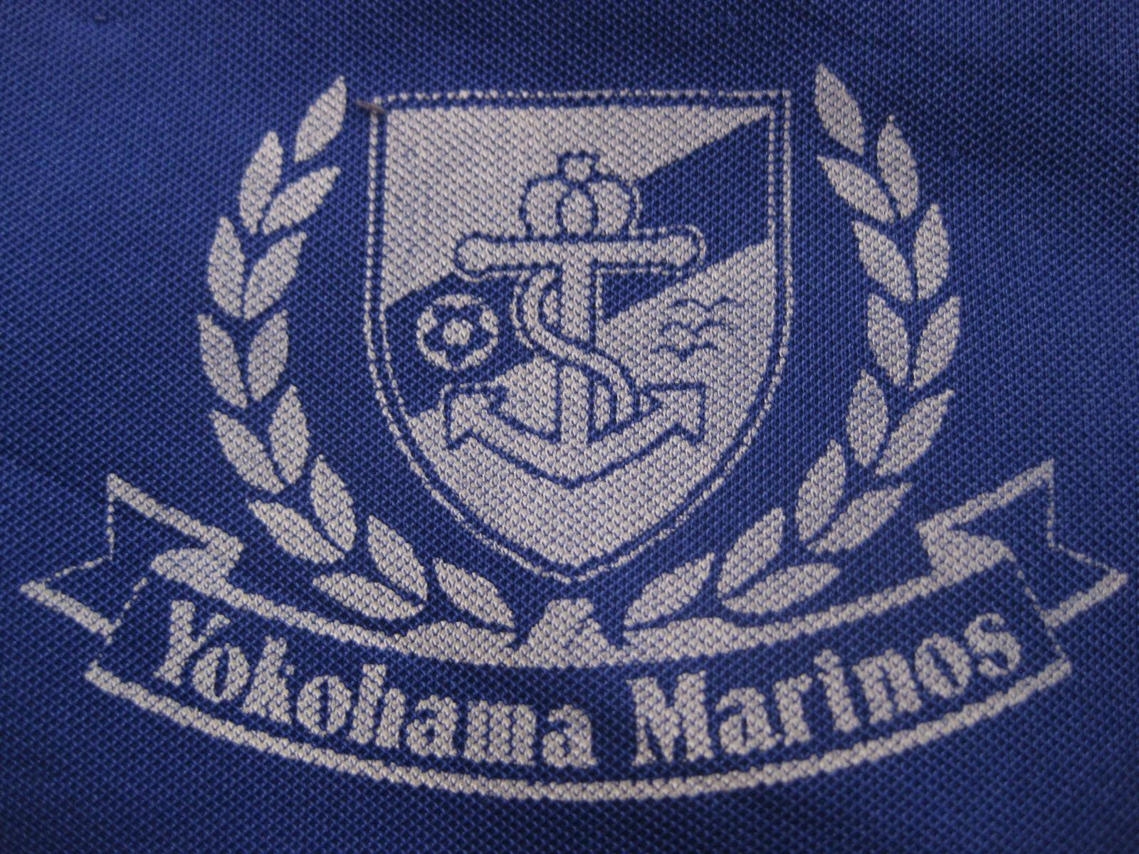 Chùm ảnh: Yokohama Marinos jersey (17)