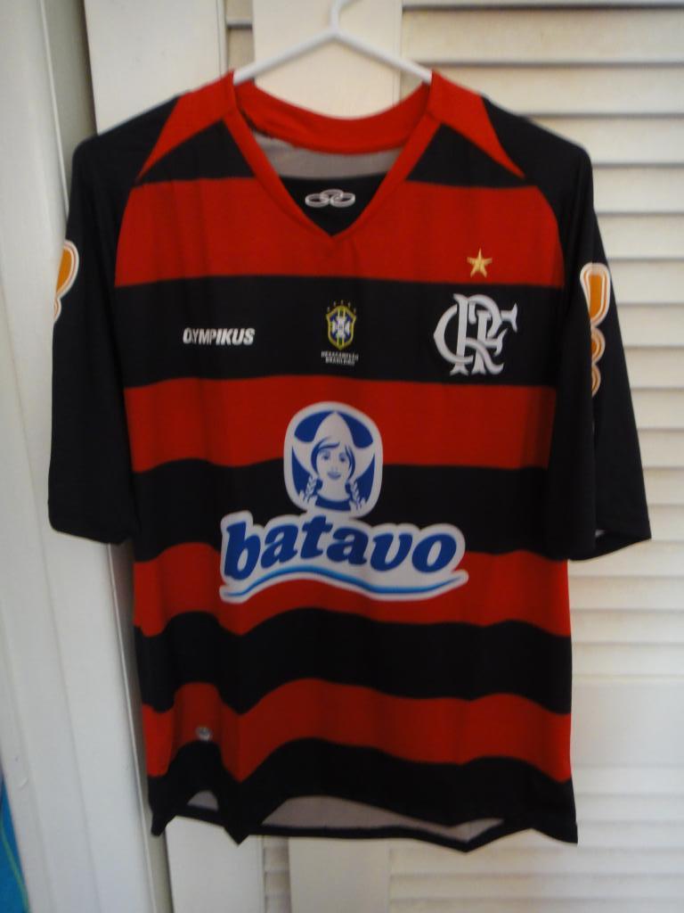 Chùm ảnh: CR Flamengo (RJ) jersey (35)