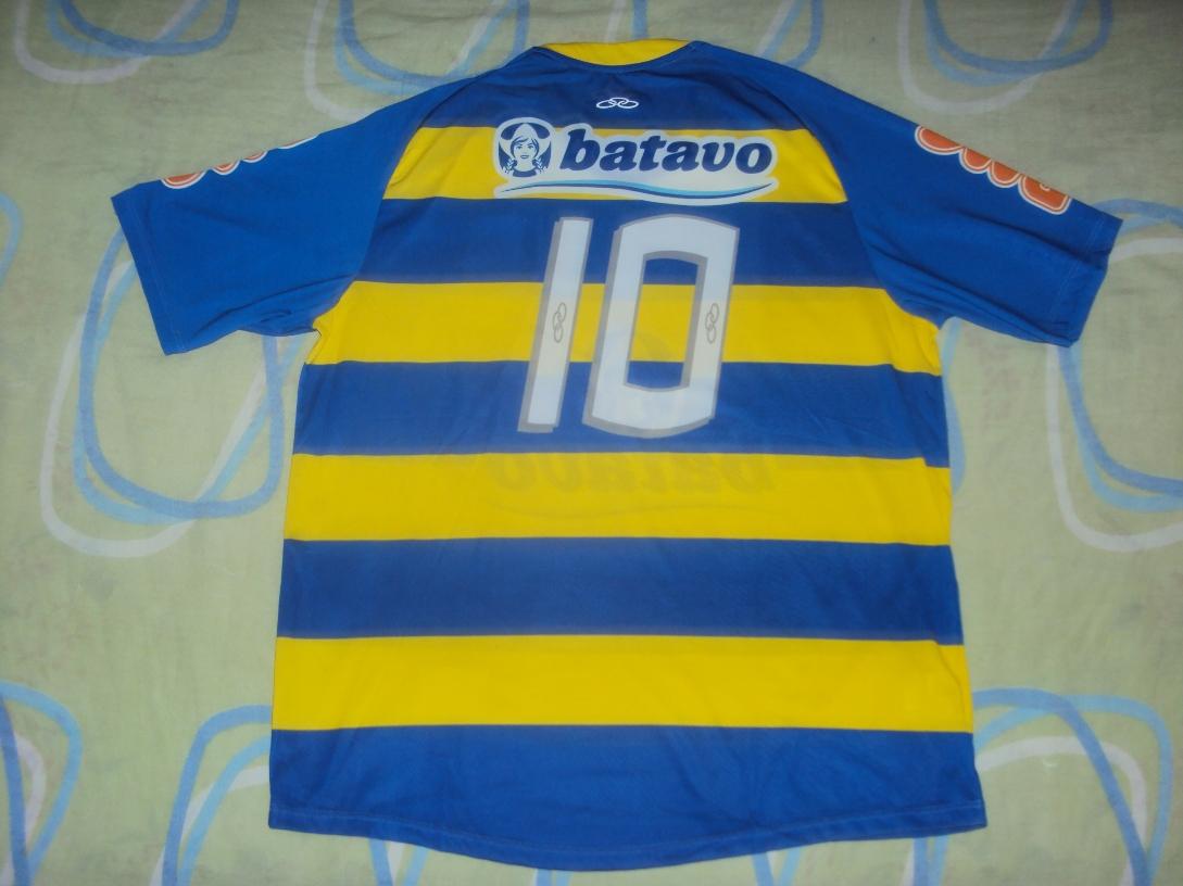 Chùm ảnh: CR Flamengo (RJ) jersey (70)