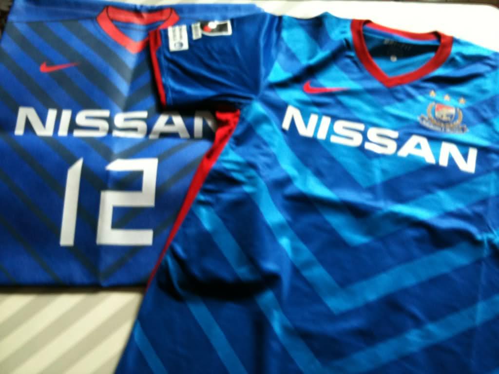 Chùm ảnh: Yokohama Marinos jersey (2)