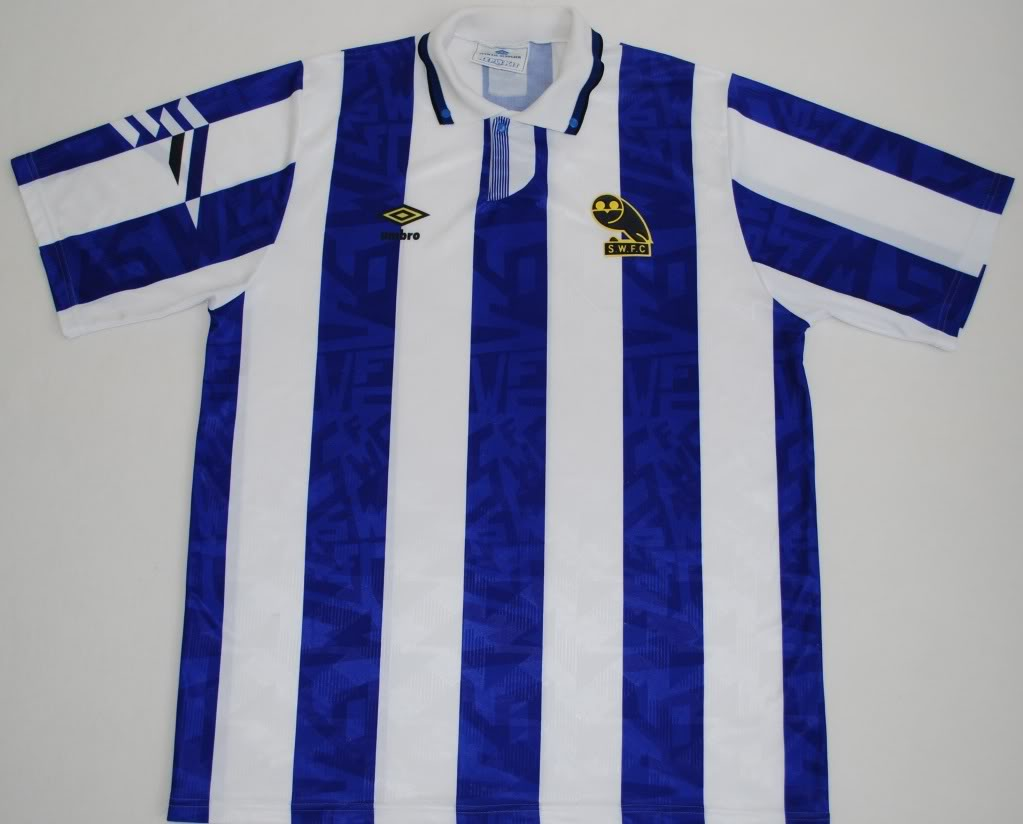 Chùm ảnh: Sheffield Wednesday jersey (7)