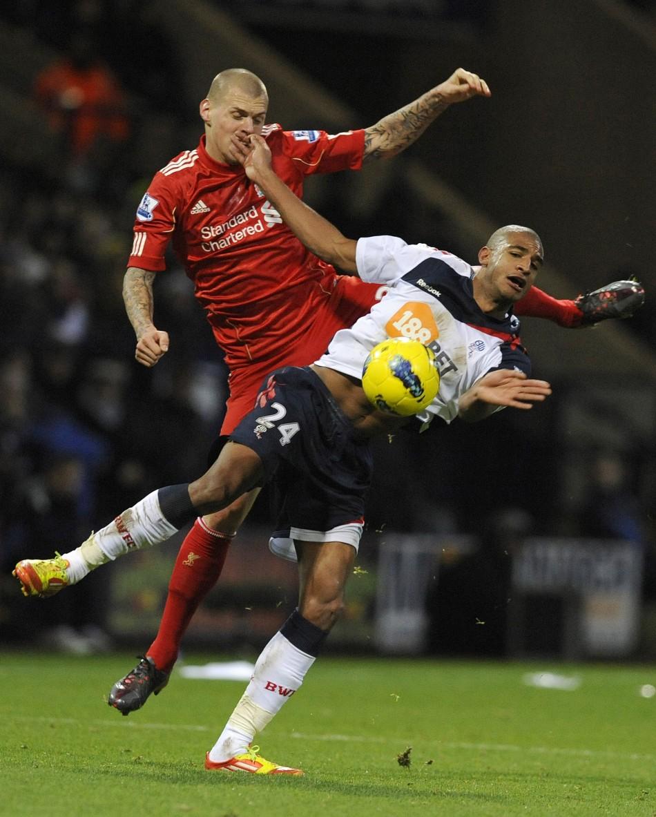 Chùm ảnh: Bolton Wanderers (42)