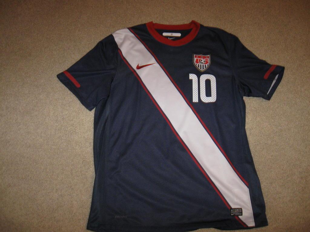 Chùm ảnh: United States Football jersey (24)