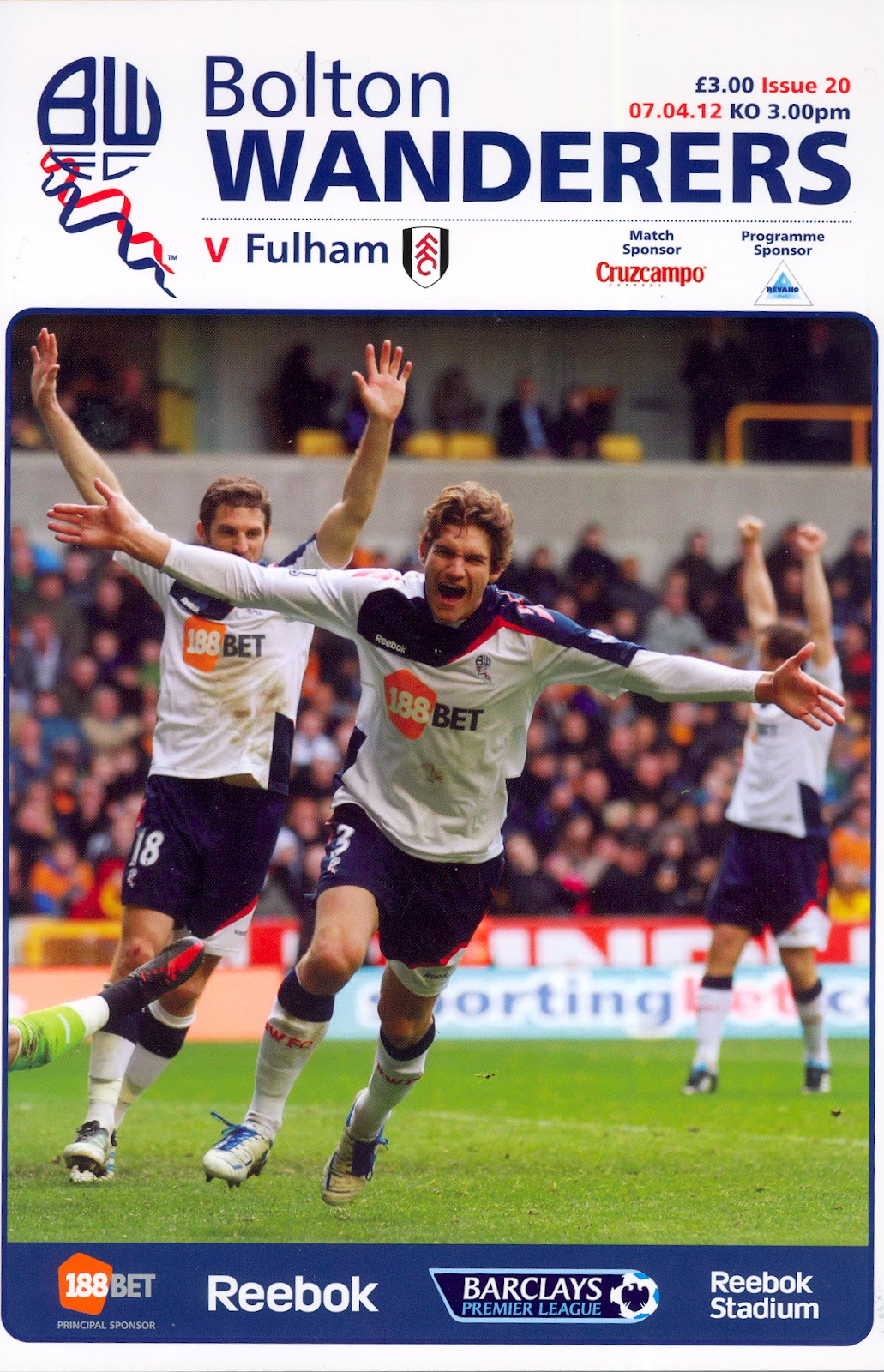 Chùm ảnh: Bolton Wanderers (45)