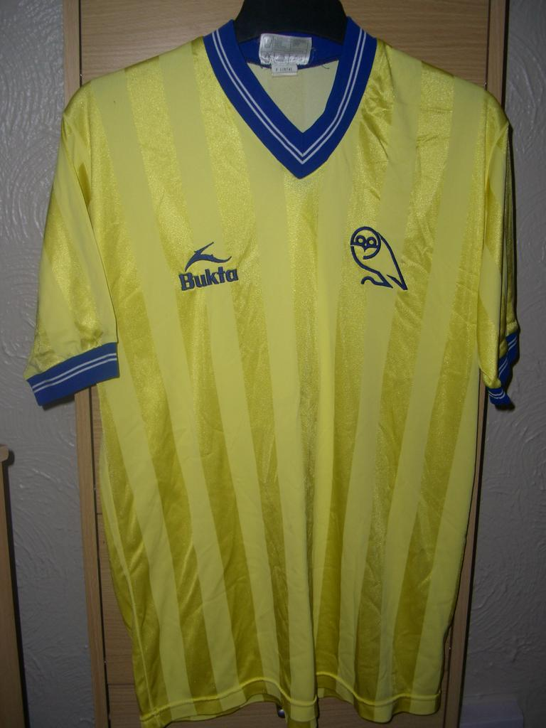 Chùm ảnh: Sheffield Wednesday jersey (15)
