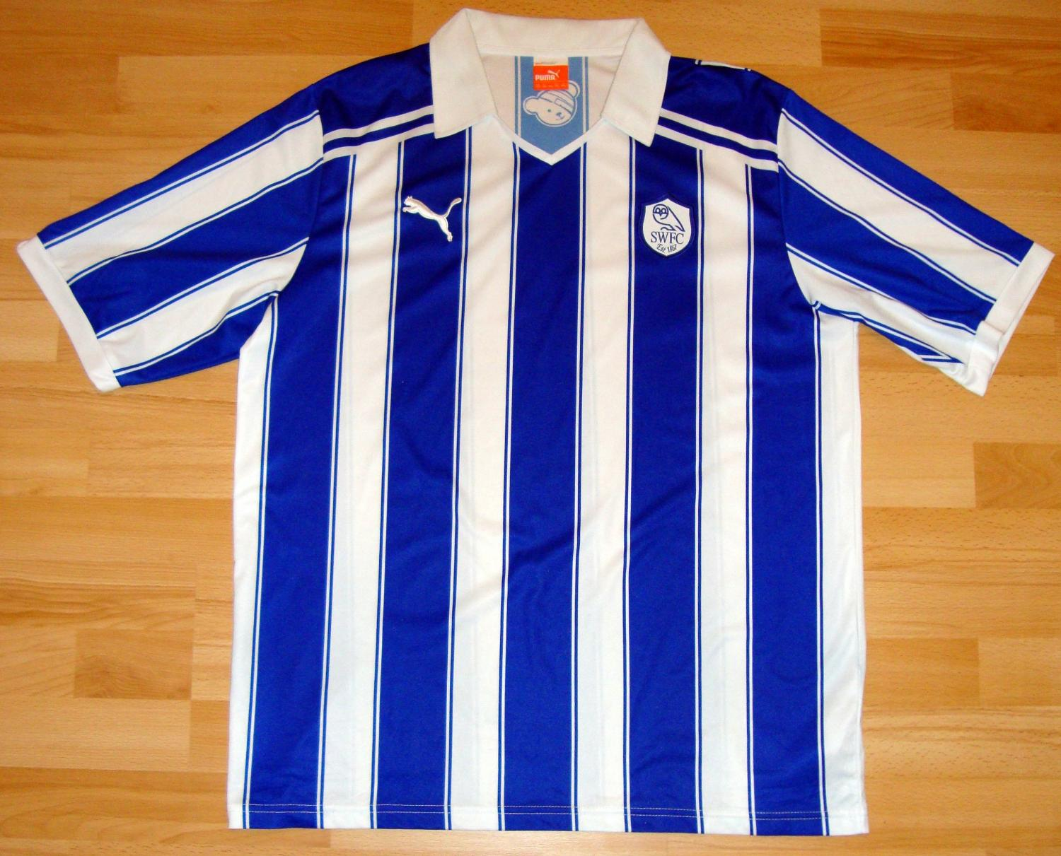 Chùm ảnh: Sheffield Wednesday jersey (14)