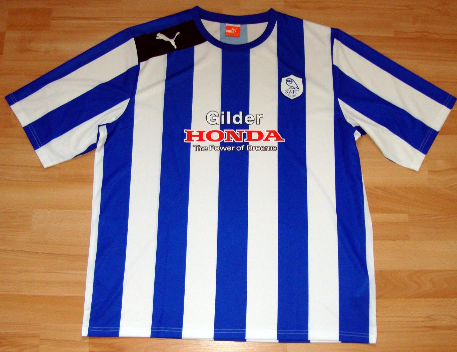 Chùm ảnh: Sheffield Wednesday jersey (12)