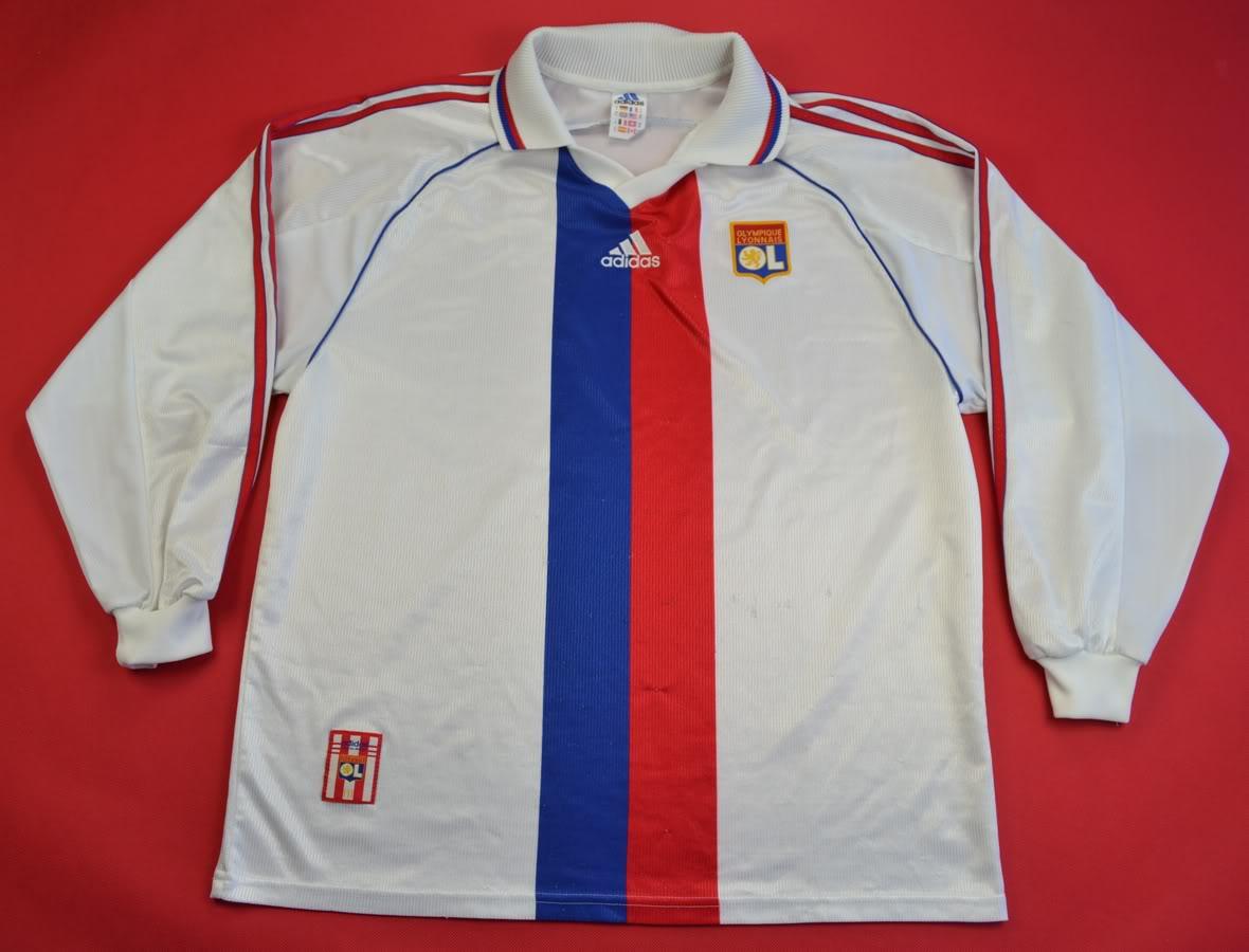 Chùm ảnh: Olympique Lyonnais jersey (10)