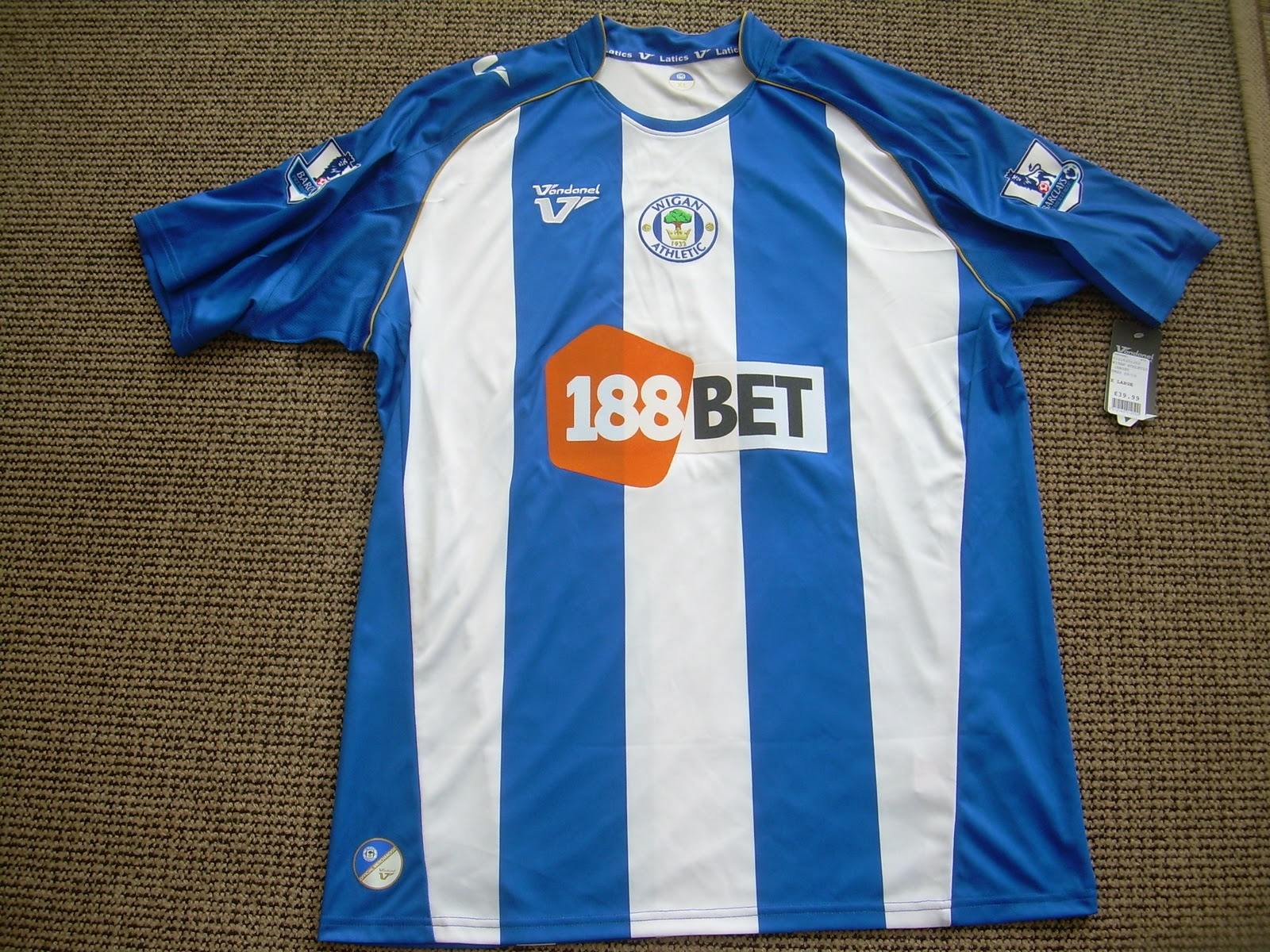 Chùm ảnh: Wigan Athletic (15)