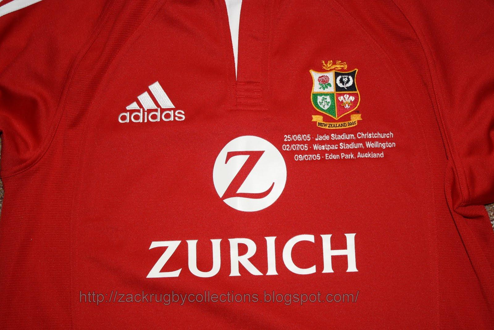 Chùm ảnh: Zurich jersey (9)