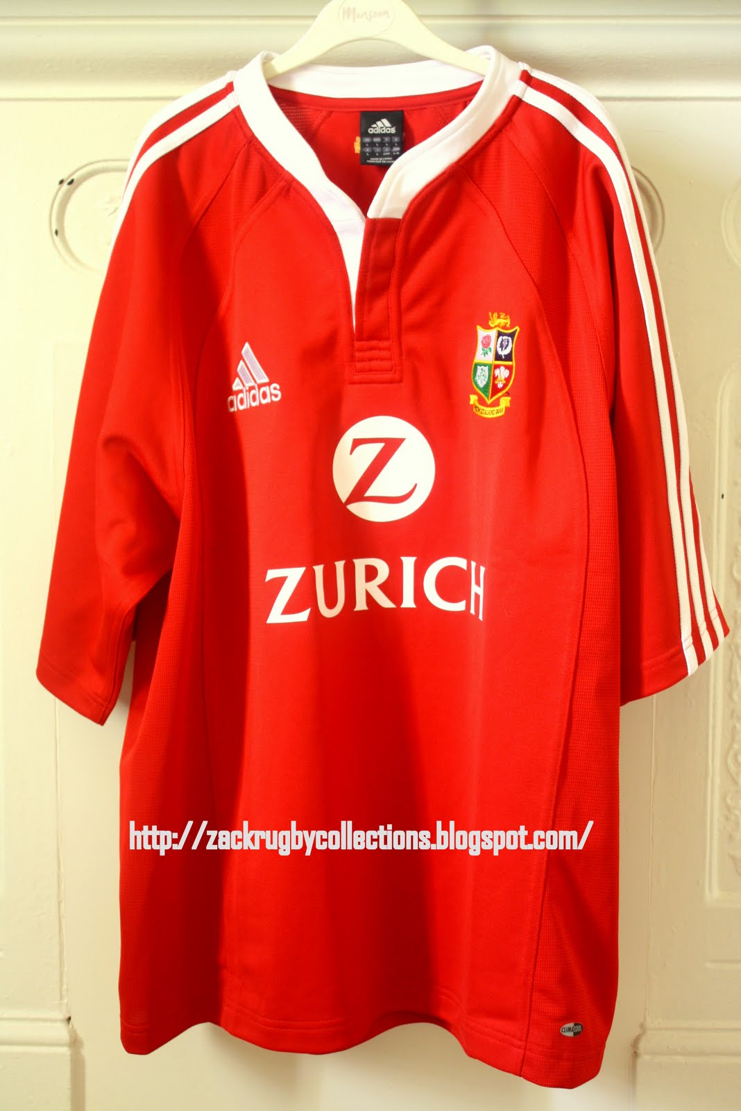 Chùm ảnh: Zurich jersey (10)