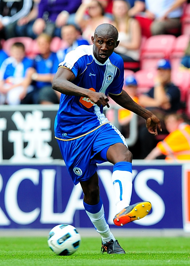 Chùm ảnh: Wigan Athletic (9)