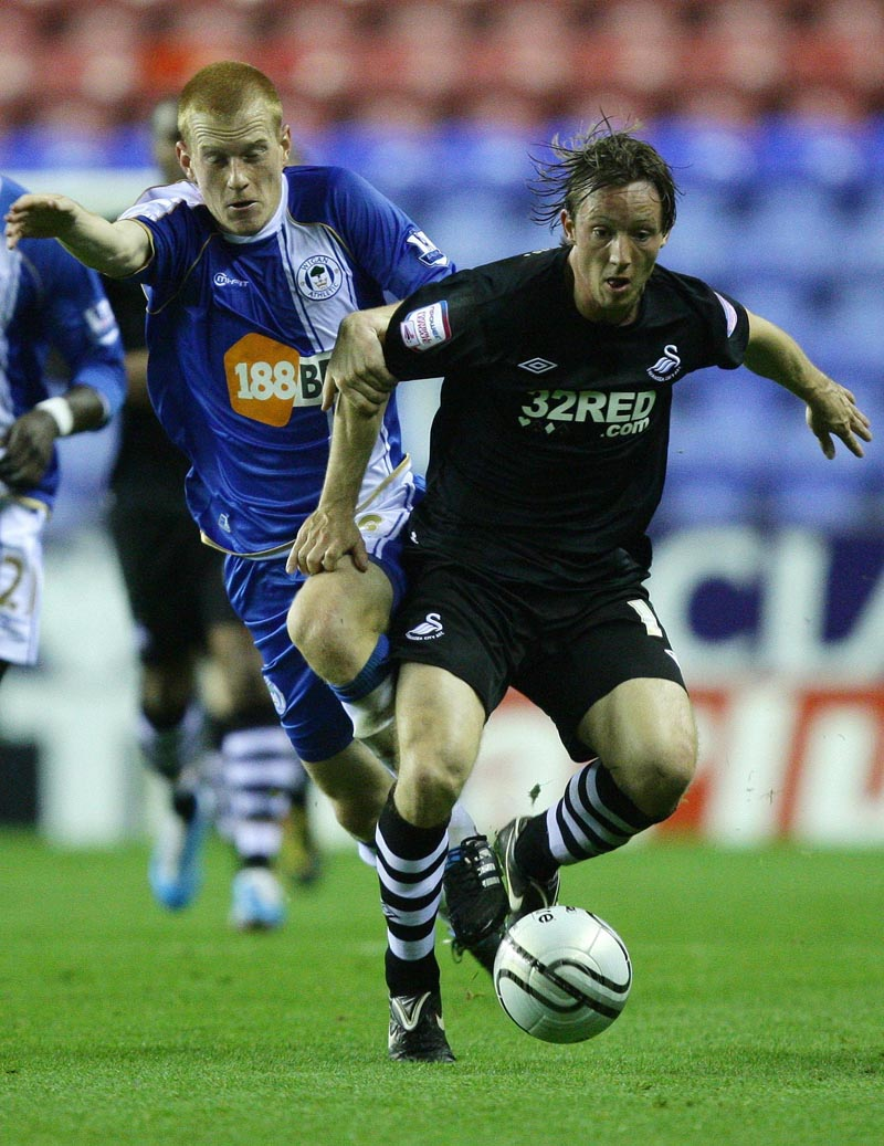 Chùm ảnh: Wigan Athletic (12)