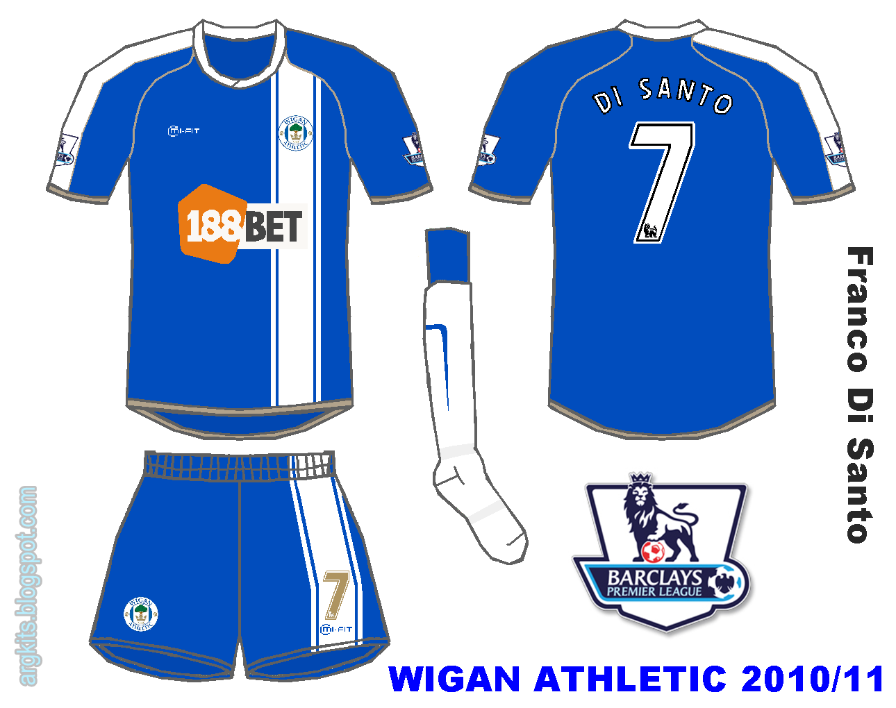 Chùm ảnh: Wigan Athletic (4)
